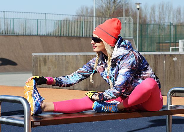 ćwiczenia na siłowni zewnętrznej