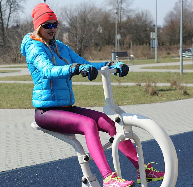 Jeździec jak ćwiczyć